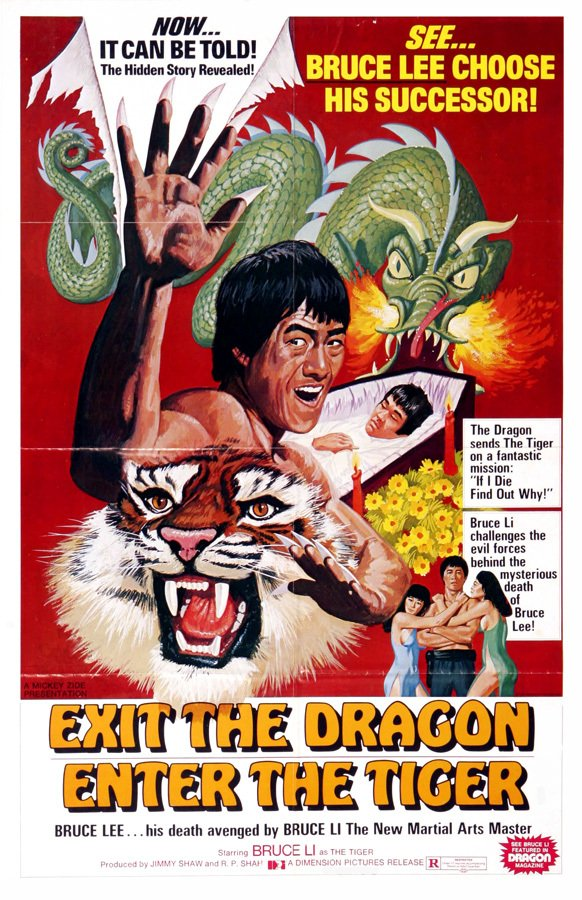 Exit the Dragon [1976]