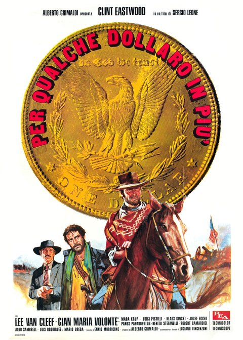 For a Few Dollars More [1965]