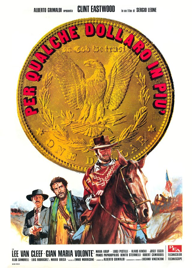 For a Few Dollars More [1965] - comprar online