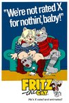 Poster Fritz the Cat