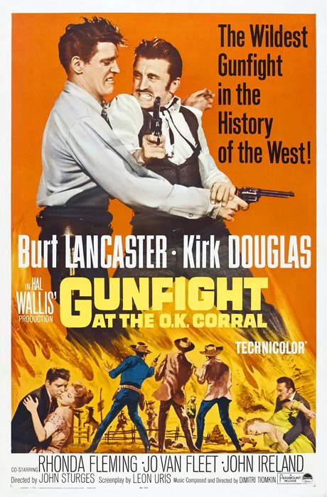 Gunfight at the OK Corral [1957] - comprar online