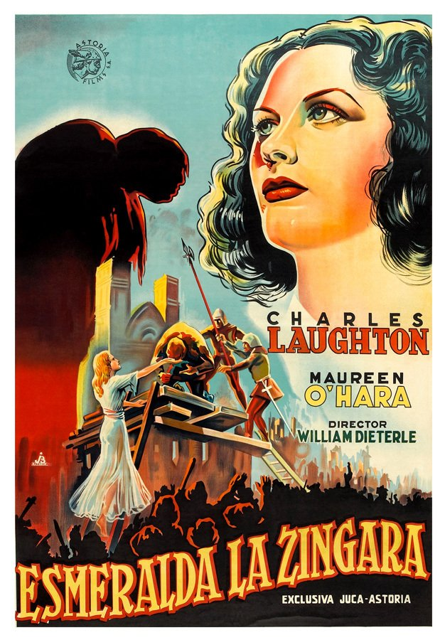 The Hunchback of Notre Dame [1939] - comprar online