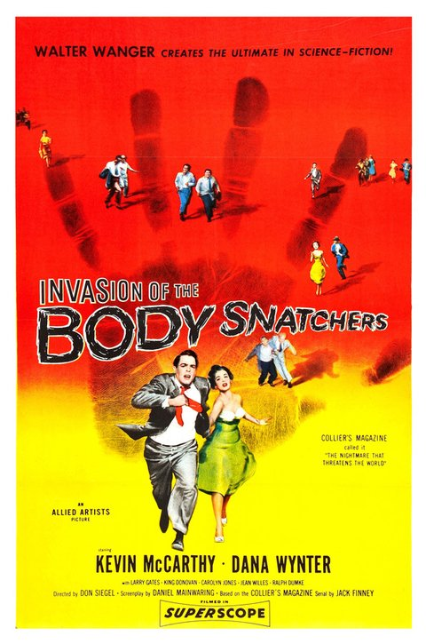Invasion of Body Snatchers [1956]
