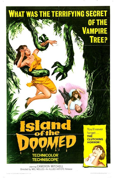 Island of the Doomed [1967]