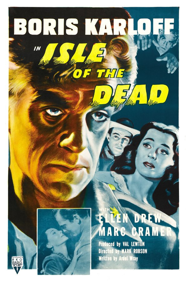 Isle of the Dead [1945] - comprar online