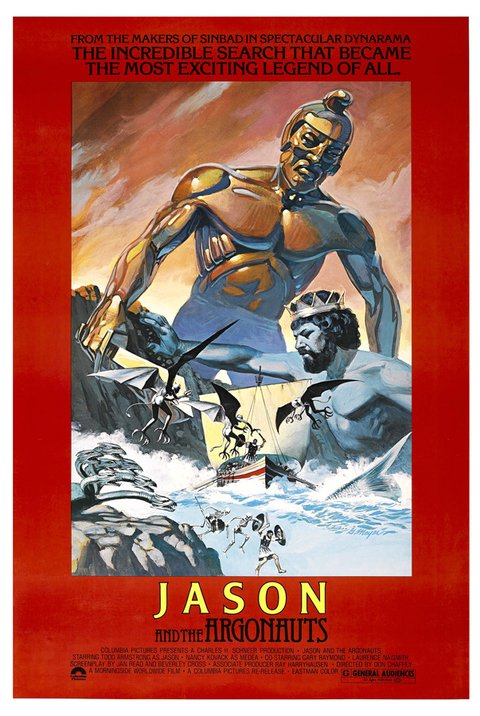 Jason and the Argonauts [1963]