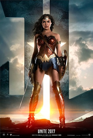 Poster Justice League [2017] en internet