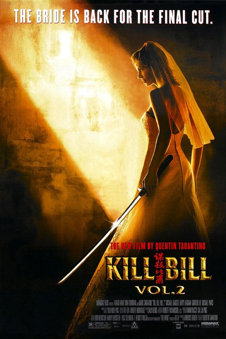 Kill Bill Vol. 2 [2004]