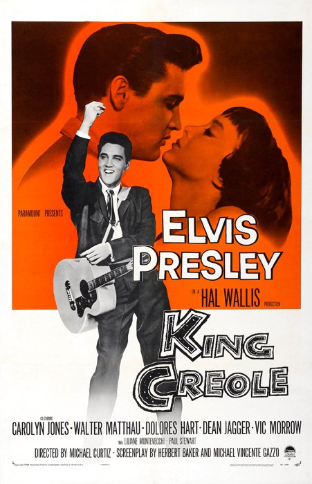 King Creole [1958] en internet
