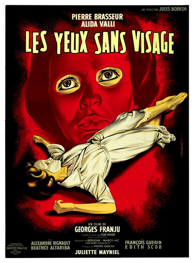 Eyes Without a Face [1963] - francés