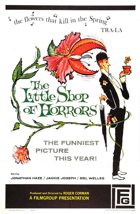 The Little Shop of Horrors [1960] en internet