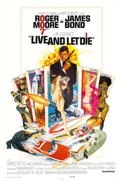 Live and Let Die [1973] - comprar online