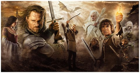 LOTR The Return of the King [2003]