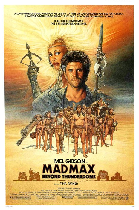 Mad Max_Beyond Thunderdome [1985] en internet