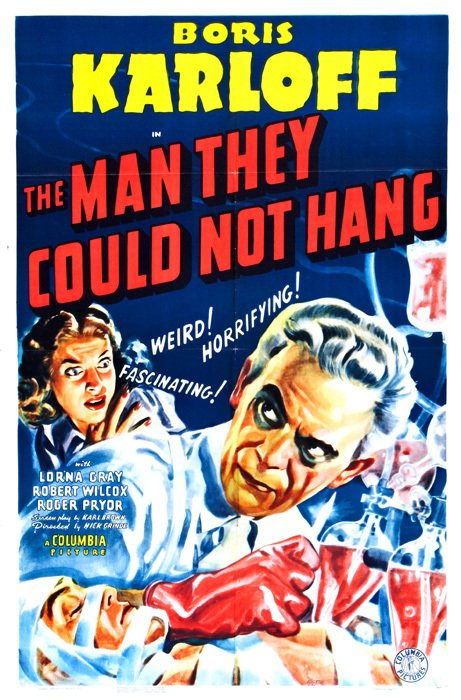 The Man They Could Not Hang [1939]