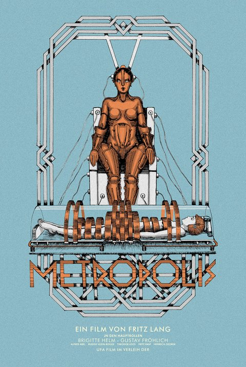 Metropolis Limited Edition by Nelson