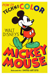 Poster Mickey Mouse - comprar online