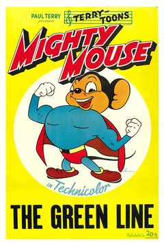 Mighty Mouse [1944] - comprar online