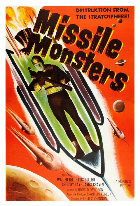 Missile Monsters [1958] en internet
