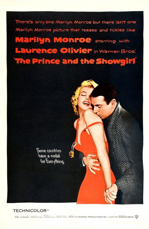 Prince and the Showgirl [1957]
