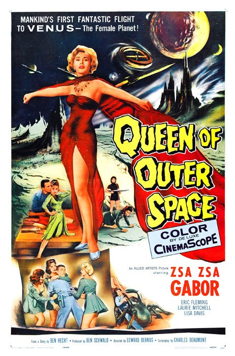 Queen of Outer Space [1958] en internet