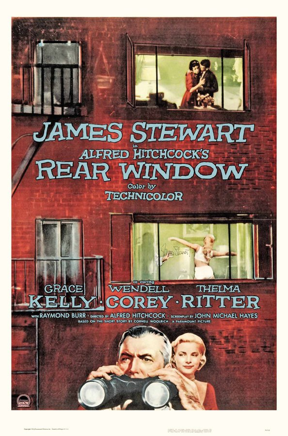 Rear Window [1954]