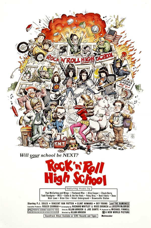 Rock ´n Roll High School [1979] en internet