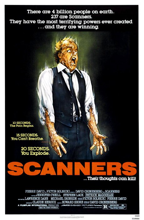 Scanners [1980] en internet
