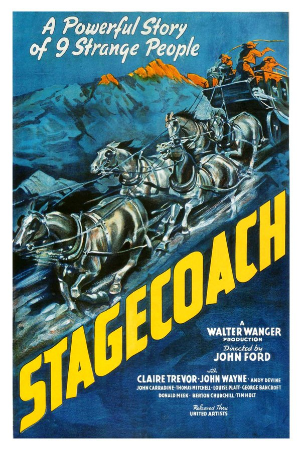 Stagecoach [1939] en internet