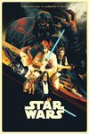 Poster Star Wars_A New Hope AMP - comprar online