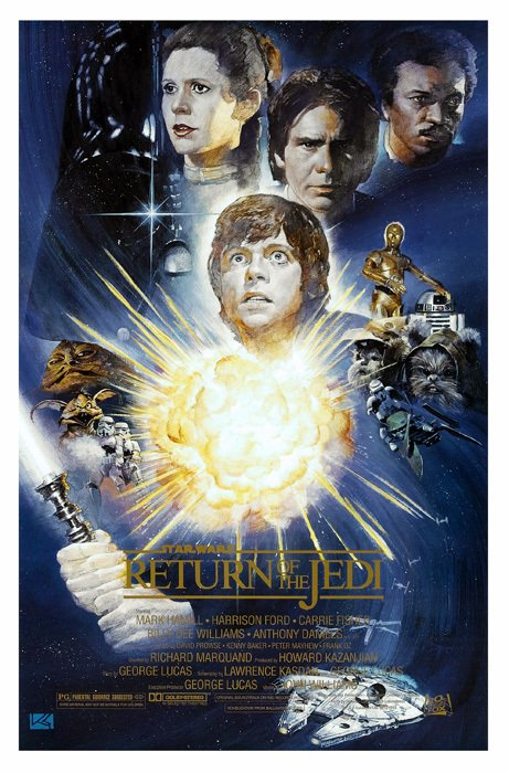 Star Wars_Return of the Jedi [1983] en internet