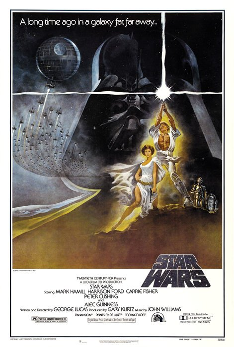 Star Wars_A New Hope [1977] - comprar online
