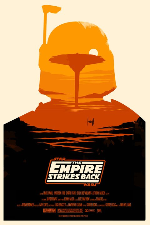 Star Wars : The Empire Strikes Back [1980]