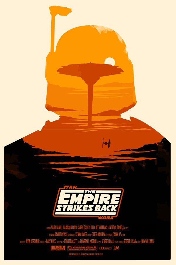 Star Wars : The Empire Strikes Back [1980] - comprar online