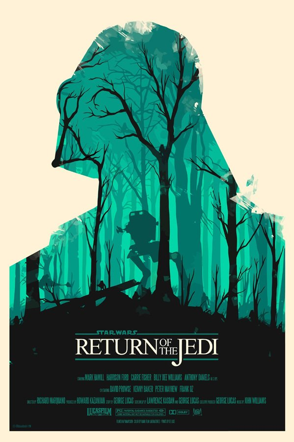 Star Wars : Return of the Jedi [1983] en internet
