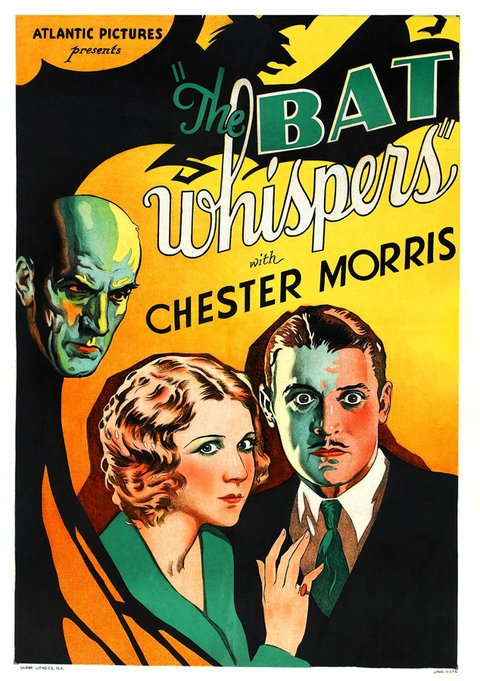 The Bat Whispers [1930]