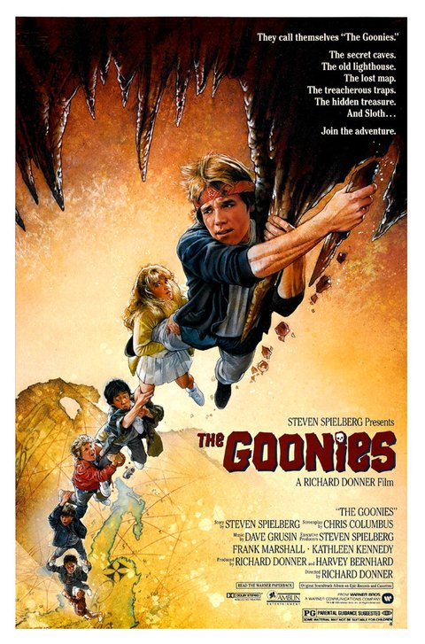 Poster The Goonies [1985]