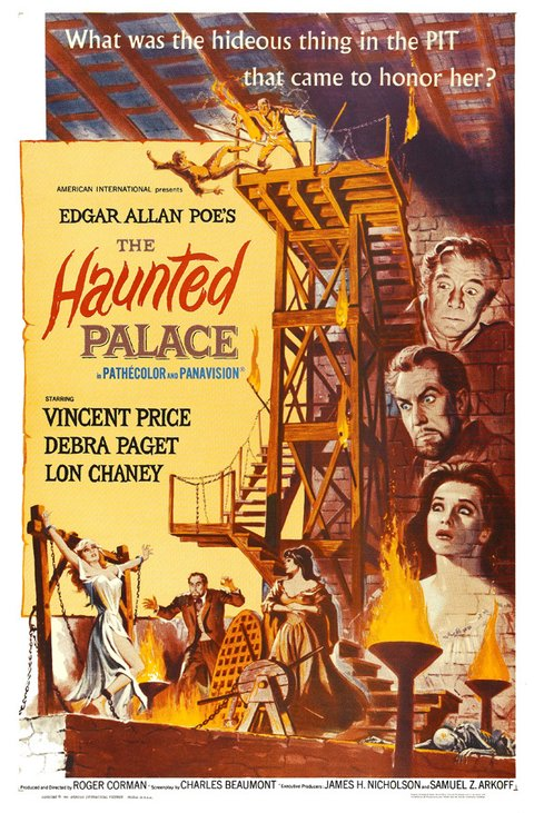 The Haunted Palace [1973]