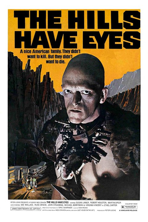 The Hills Have Eyes [1977]