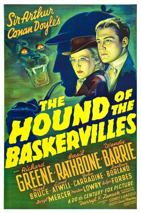 The Hound of the Baskervilles [1939]