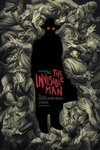 Poster The Invisible Man - comprar online