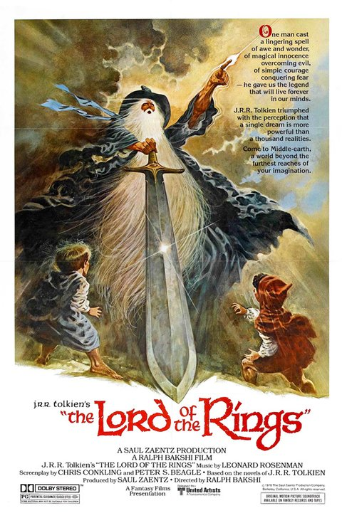 The Lord of The Rings [1978]
