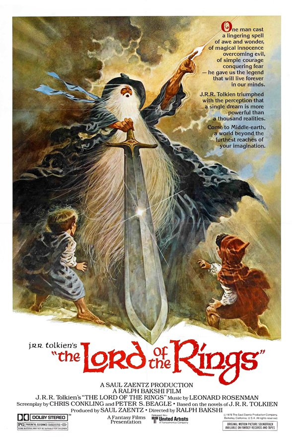 The Lord of The Rings [1978] - comprar online