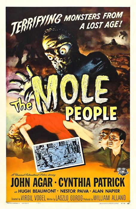 The Mole People [1956]