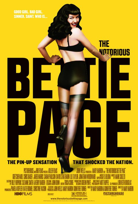 The Notorious Bettie Page [2005]