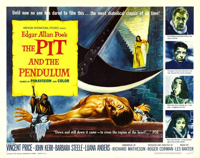 The Pit and the Pendulum [1961] en internet