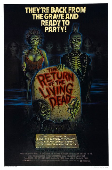 The Return of the Living Dead [1985]