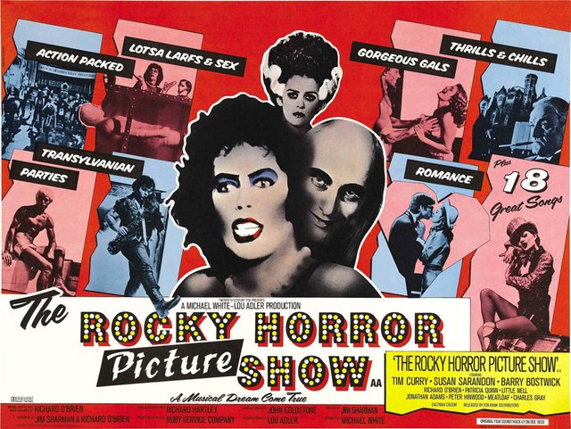 The Rocky Horror Picture Show [1975] - comprar online
