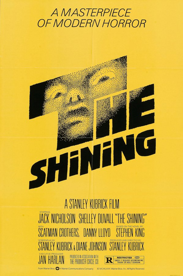 The Shining [1980] en internet