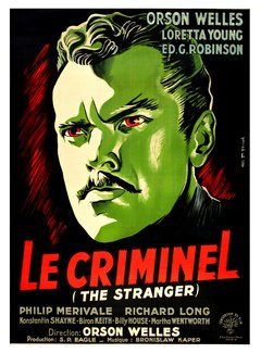 The Stranger [1946] en internet